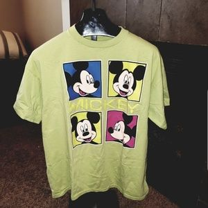 DISNEY MICKEY UNLIMITED MICKEY MOUSE T SHIRT